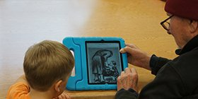 Exploring how technology can bring young and old together