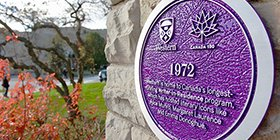 CREVAWC nominated for research heritage plaque